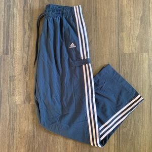 Adidas Windbreaker Track/Warmup Pants